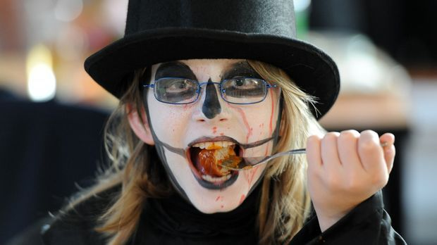 Halloween-Fingerfood_dpa