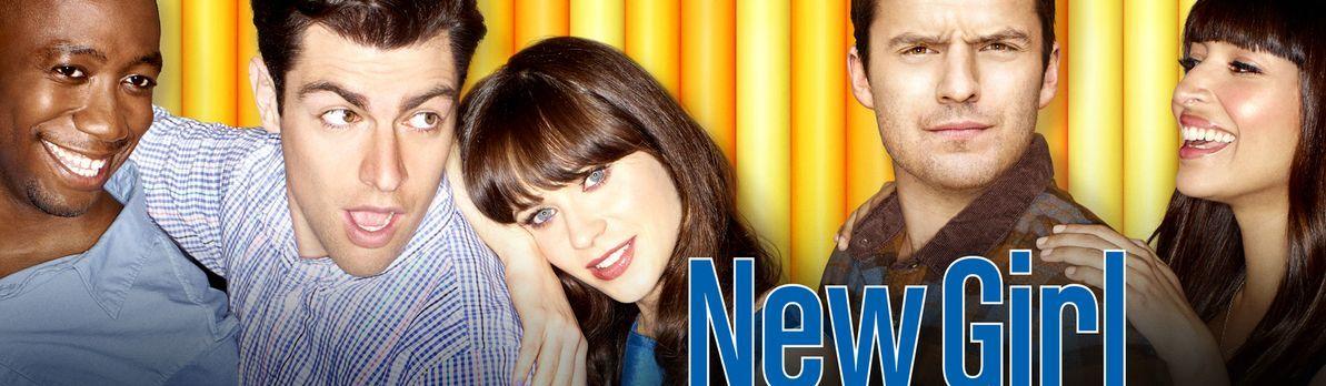 New Girl - (3. Staffel) - Jess (Zooey Deschanel, M.) erkennt, dass das Leben...