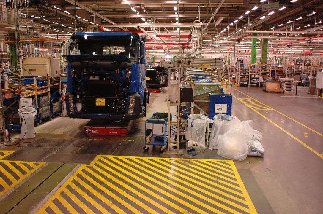 Der Volvo FH12 Globetrotter ist einer der meist genutzten Trucks Europas, da... - Bildquelle: Bryan Harvey NGT / Bryan Harvey