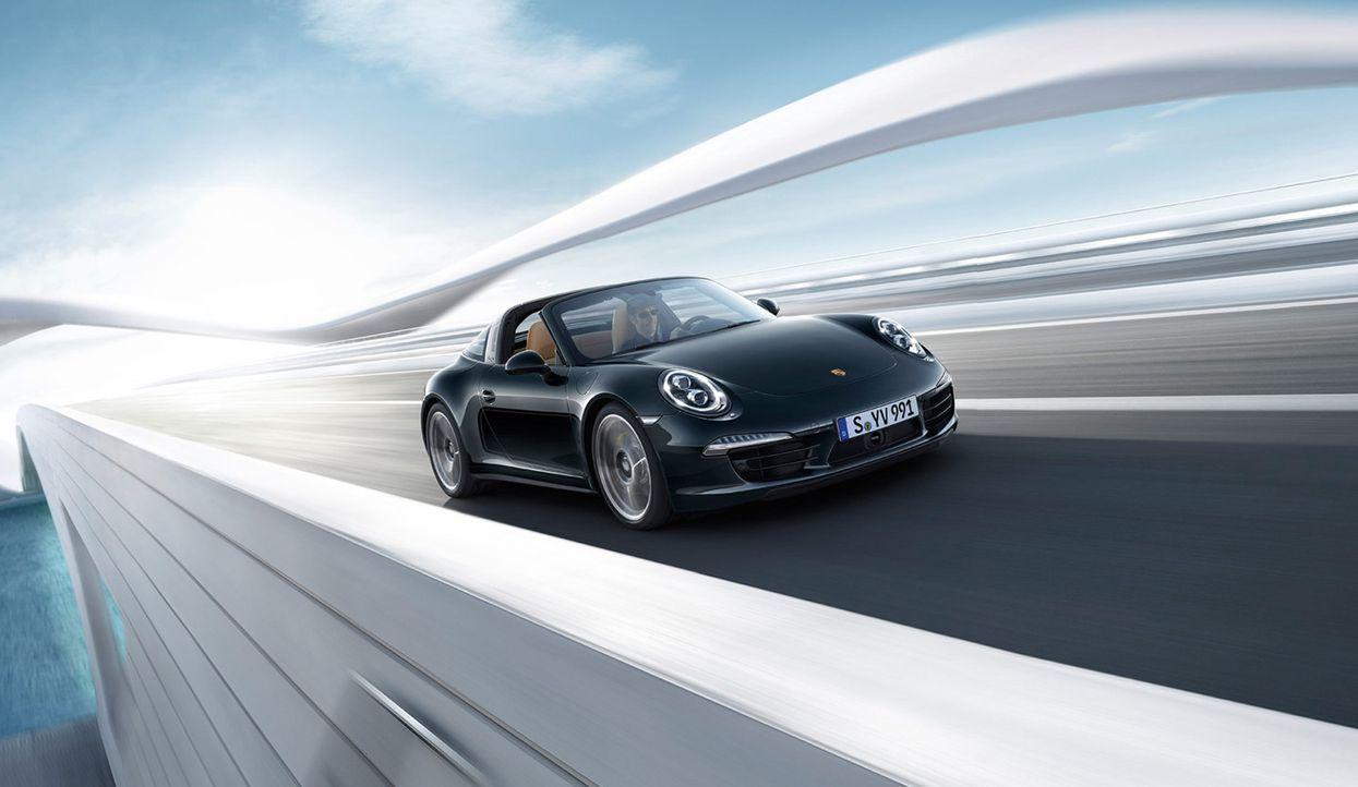 Porsche 911 Targa 4S (4)