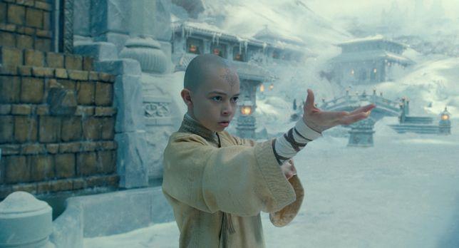 Die Legende von Aang - Wasser, Luft, Erde und Feuer: Vier Elemente und zuglei...