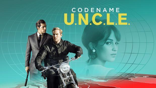Condename U.N.C.L.E. - Artwork © Warner Bros.
