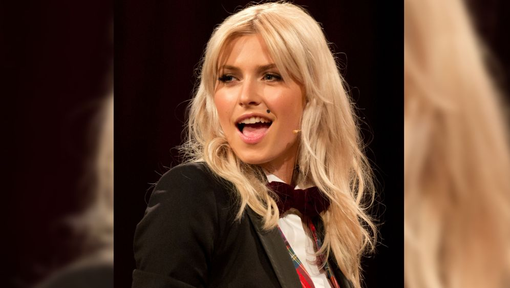 Lena Gercke Verrät Beauty Sünden Blaue Und Pinkfarbene Haare