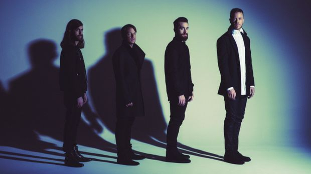 imagine Dragons mit der neuen Single Thunder