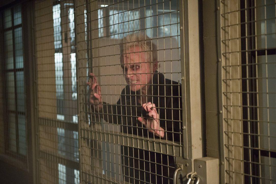 Die Rettungsmission im Zombie-Modus könnte nicht nur für Liv und Blaine (David Anders) einige Folgen nach sich ziehen, sondern auch der Verzehr von... - Bildquelle: 2017 Warner Brothers