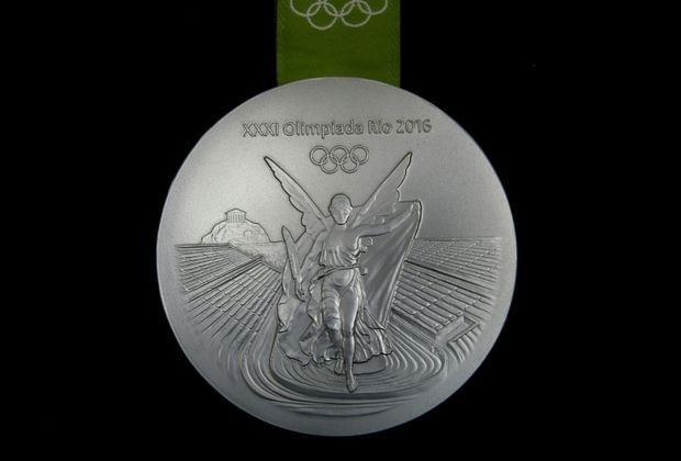 Olympia-Medaillen aus Rio fallen auseinander