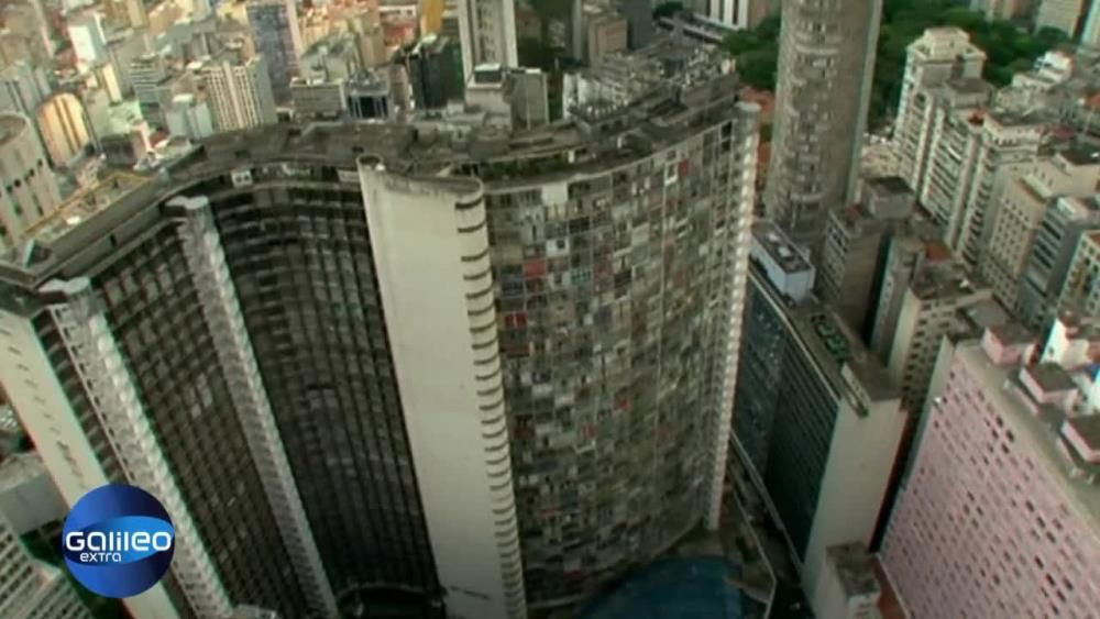 Größtest Wohnhaus