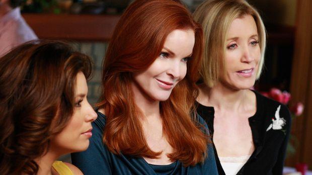 Haben so mache Probleme: Gabrielle (Eva Longoria, l.), Bree (Marcia Cross, M....