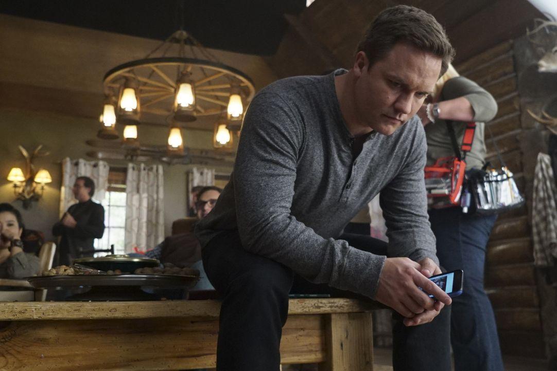 Tim (Scott Porter) muss sich entscheiden, welche Rolle er im Team Scorpion spielen will und kann ... - Bildquelle: Monty Brinton 2016 CBS Broadcasting, Inc. All Rights Reserved.