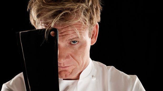 Sternekoch Gordon Ramsay kocht ab Mai auf sixx. Er hilft Hotels und Restauran...