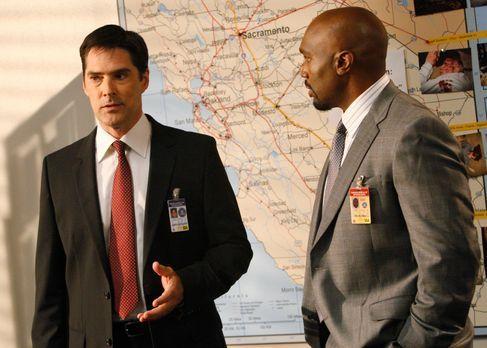 Criminal Minds - Ein Mordfall im zentralkalifornischen Städtchen Modesto besc...