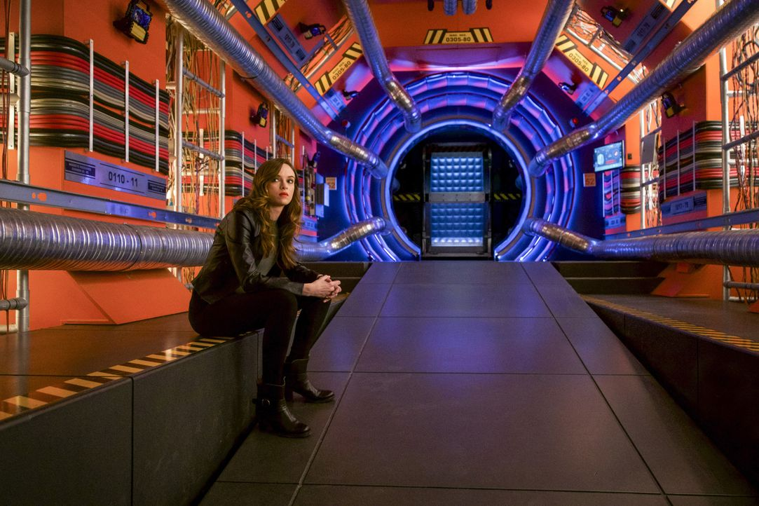 Wie weit wird Caitlin (Danielle Panabaker) gehen, um Killer Frost wiederzufinden? - Bildquelle: 2017 Warner Bros.