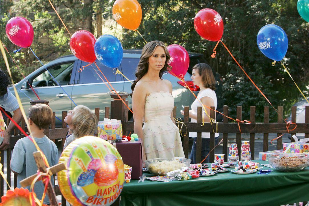 Nach einem Zeitsprung von fünf Jahren: Melinda (Jennifer Love Hewitt) hat inzwischen zusammen mit Jim einen fünfjährigen Sohn namens Aiden. - Bildquelle: ABC Studios