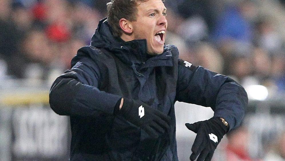 Nagelsmann und Hoffenheim nur Remis gegen Bremen - Bildquelle: AFPSIDDaniel ROLAND