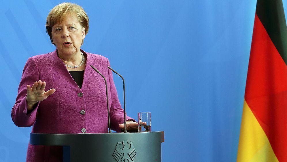 Merkel äußert sich zu möglichem Militärschlag - Bildquelle: dpa