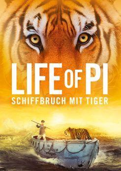Life of Pi - Schiffbruch mit Tiger - LIFE OF PI - Artwork - Bildquelle: 2012...