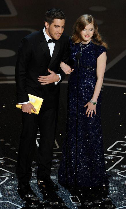 jake-gyllenhaal-amy-adams-11-02-27-afpjpg 1211 x 2000 - Bildquelle: AFP