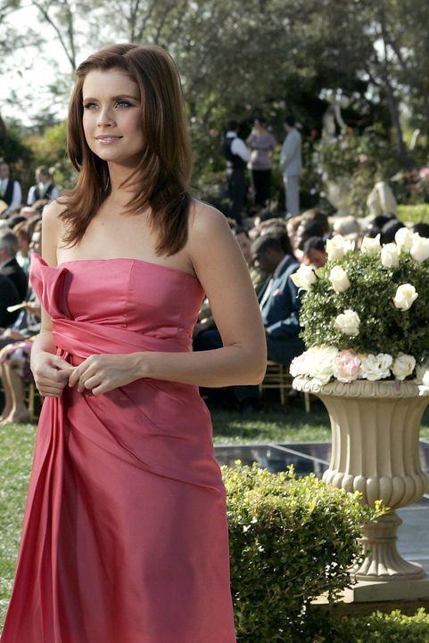 Trotz Romantikstimmung im Hause Limoges kann Megan (Joanna Garcia) ihre Differenzen mit Will nicht mehr beilegen ... - Bildquelle: Warner Bros. Television