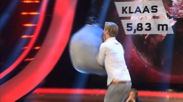 Joko und Klaas: Failphysik