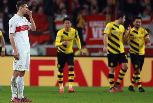 Negativrekord für den VfB - Bildquelle: 2015 Getty Images