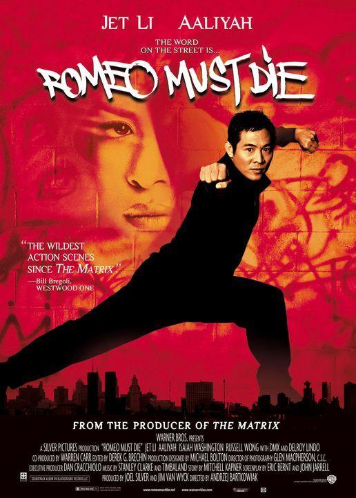 Romeo Must Die - Plakatmotiv - Bildquelle: Warner Bros. Pictures