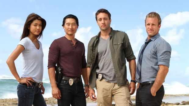 (1. Staffel) - Im Kampf gegen das organisierte Verbrechen im Paradies: Steve...
