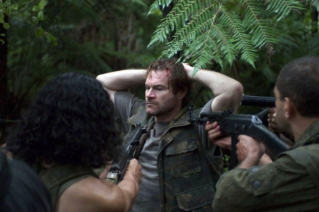 Fällt Rebellen in die Hände: Vizepräsident Walker (David Keith) ... - Bildquelle: Regent Entertainment