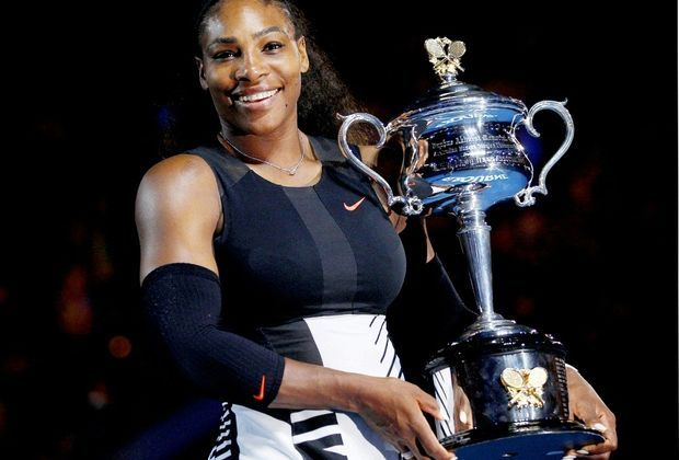 Williams war schon während den Australian Open schwanger