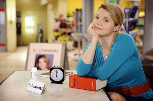 Danni Lowinski - Danni Lowinski (Annette Frier) ist die ungewöhnlichste Recht...