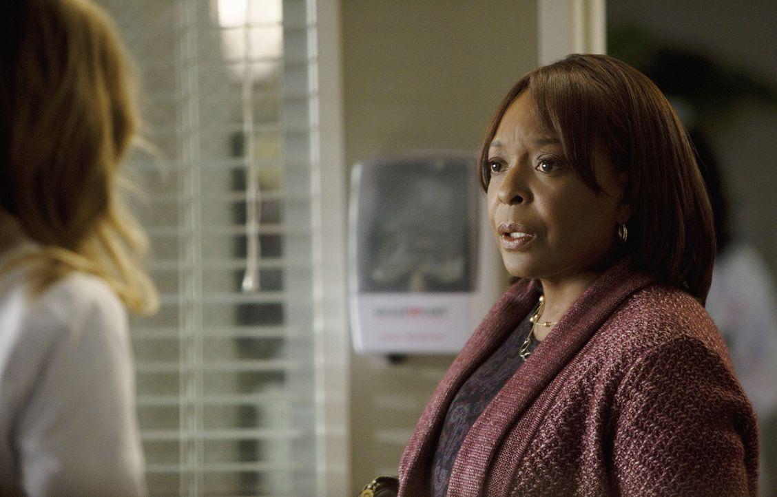 Macht sich Sorgen um ihrem Mann Daniel: Allison Cobb (L. Scott Caldwell) ... - Bildquelle: ABC Studios