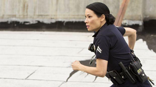 Wettlauf mit der Zeit: Officer Jessica Tang (Lucy Liu) will eine jungen Mann...