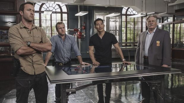 Hawaii Five-0 - Hawaii Five-0 - Staffel 7 Episode 20: Alte Schule