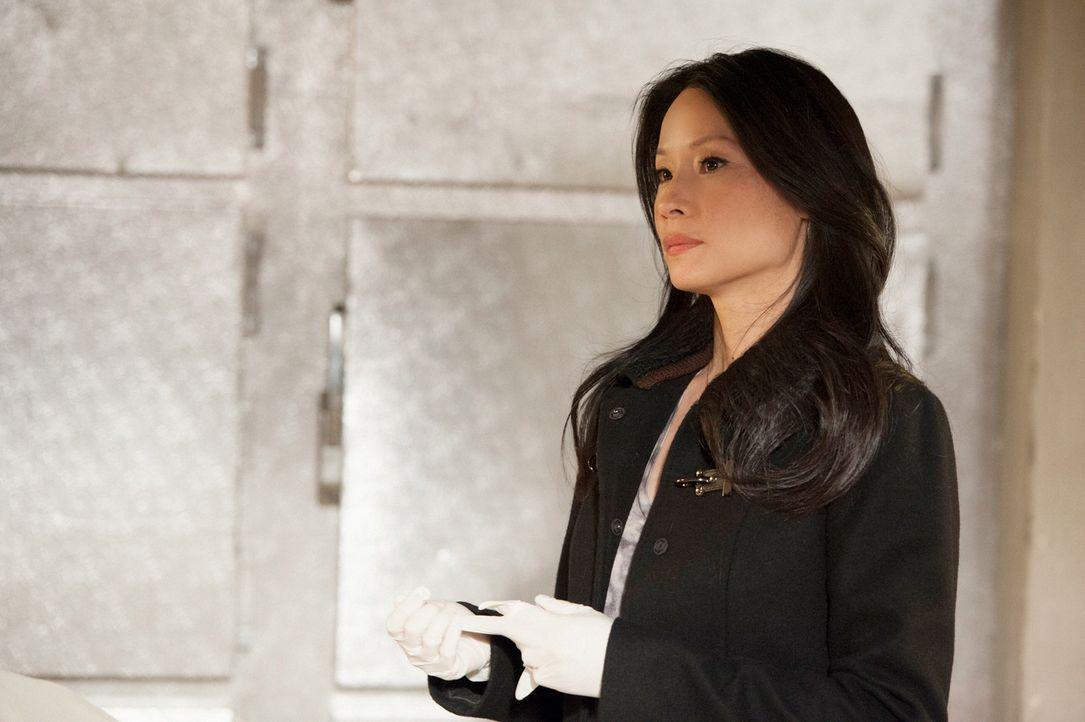 Steht Holmes zur Seite, um Moriarty zu stoppen: Joan Watson (Lucy Liu) ... - Bildquelle: CBS Television