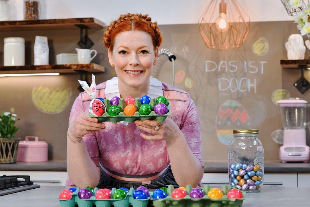 Wo findet man zu Ostern das leckerste Gebäck? Natürlich in der Backstube von Enie van de Meiklokjes. - Bildquelle: Claudius Pflug sixx