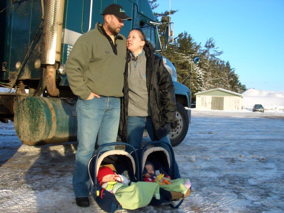 Vor einem Jahr haben Daniela (24) und Kai (28) Hartmann in Freiburg ihr Hab und Gut gepackt und sind nach Kanada ausgewandert. Mit dabei ihre damals... - Bildquelle: kabel eins