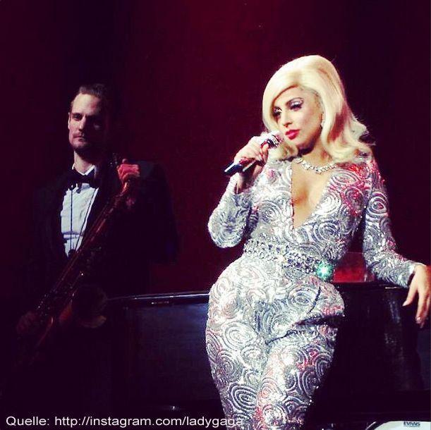Lady-Gaga-silvester-instagram-com-ladygaga - Bildquelle: instagram.com/ladygaga