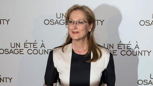 """Wird Meryl Streep als beste Hauptdarstellerin in """"Florence Foster Jenkin..."""