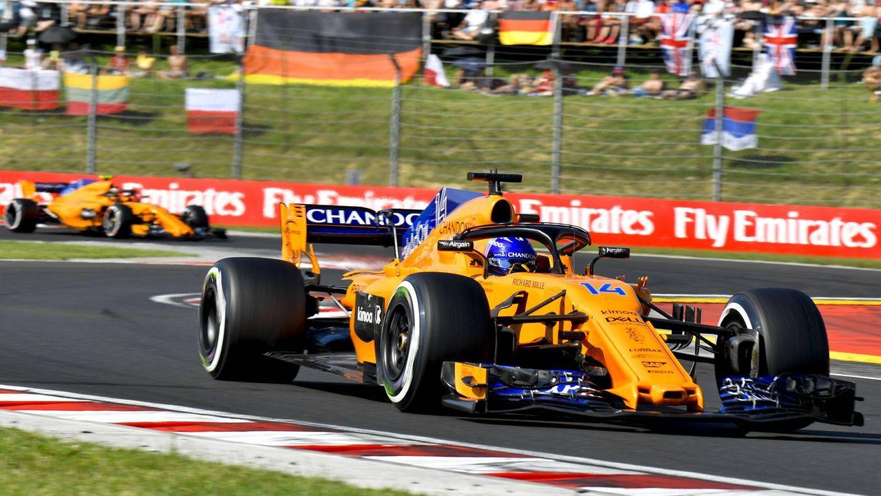 4. McLaren - Bildquelle: imago/HochZwei