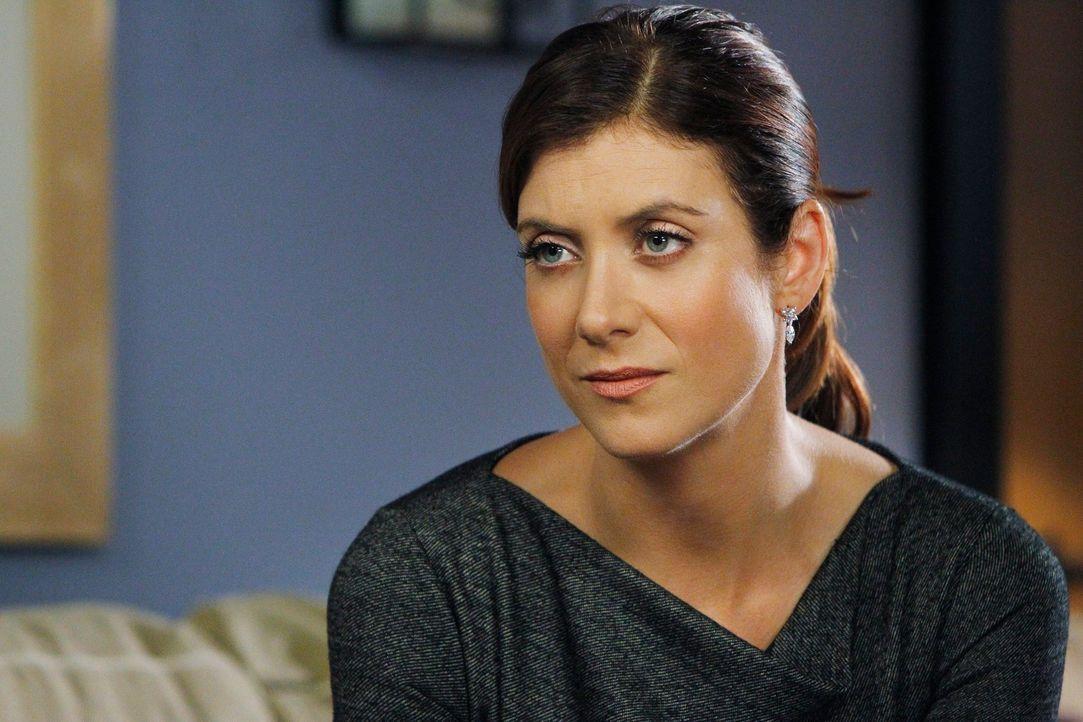 Addison (Kate Walsh)  ist fassungslos. Georgie ist schwanger. Von ihrem eigenen Mann. Doch die Frau hatte vor zwei Jahren einen Skiunfall und liegt... - Bildquelle: ABC Studios