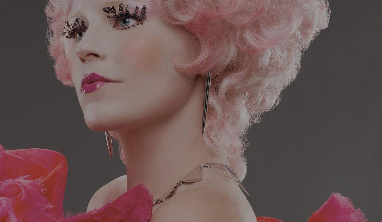 Tribute von Panem 3: Bilder zu Mockingjay mit Effie Trinket - Bildquelle: Lionsgate