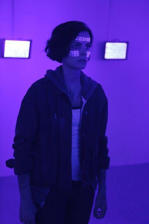 Als sie eine geheime Nachricht auf Janes (Jaimie Alexander) Körper entdecken, beginnt für Weller und seine Kollegen, ein Wettlauf mit der Zeit, um e... - Bildquelle: Warner Brothers