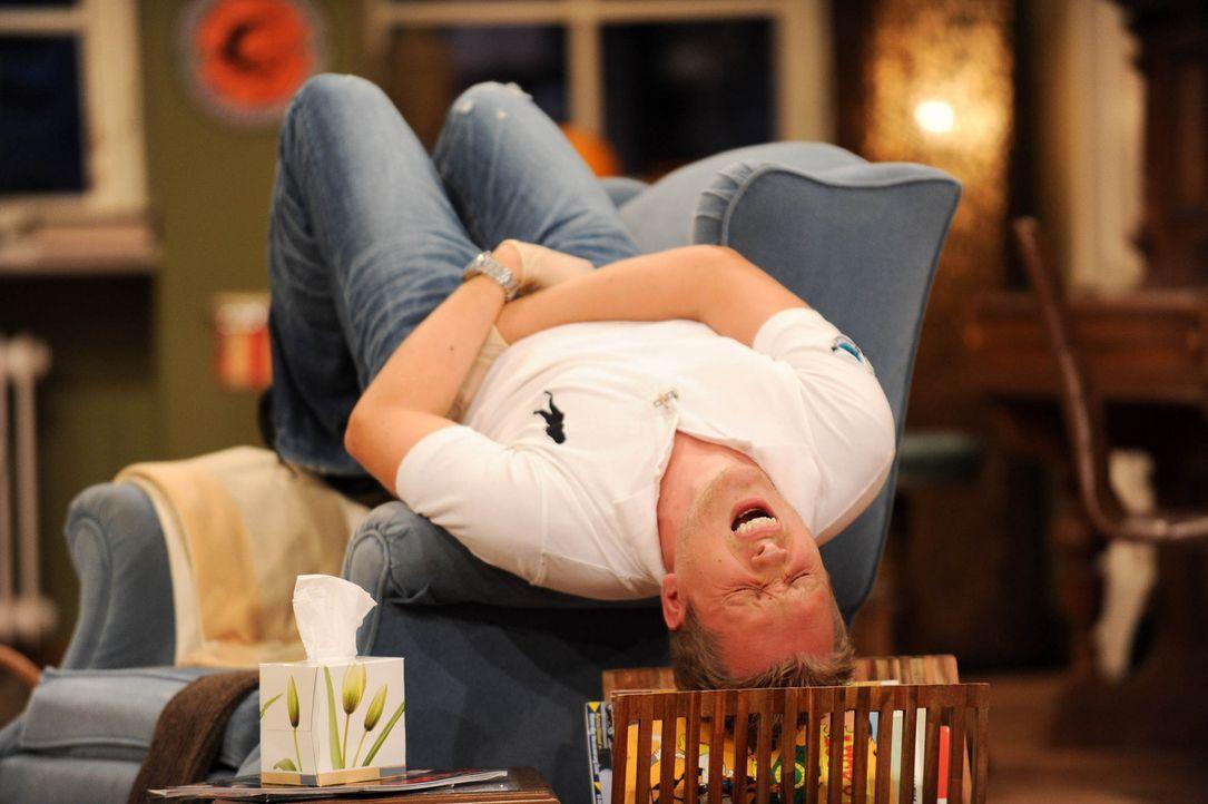 Hat sich Oliver (Oliver Pocher) bereits angesteckt? - Bildquelle: Willi Weber SAT.1