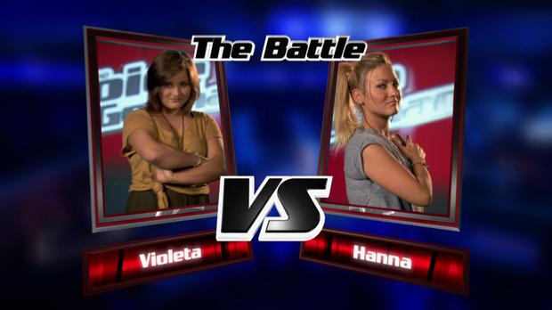 Violeta vs. Hanna