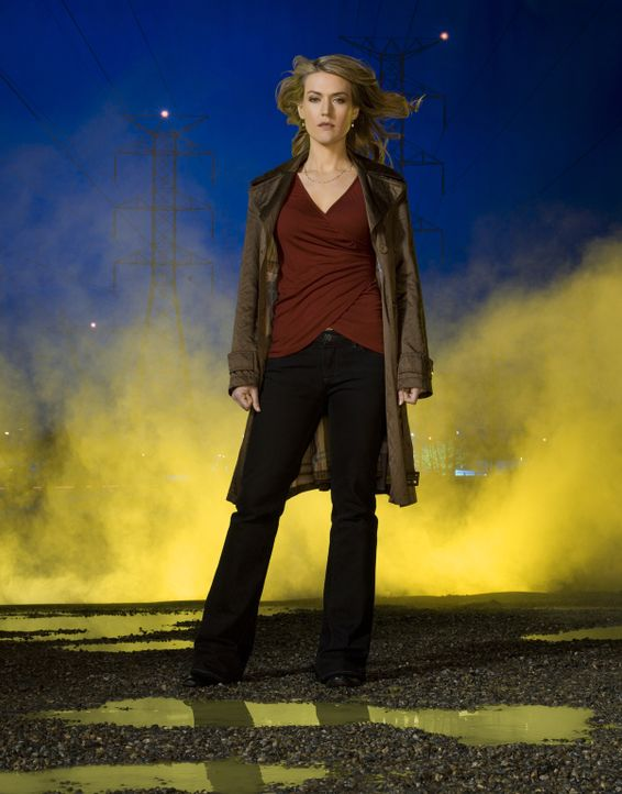 (4. Staffel) - Meghan Doyle (Jenny Baird) entwickelt durch den Kontakt mit Promicin die Fähigkeit, Dinge zu transformieren ... - Bildquelle: Viacom Productions Inc.
