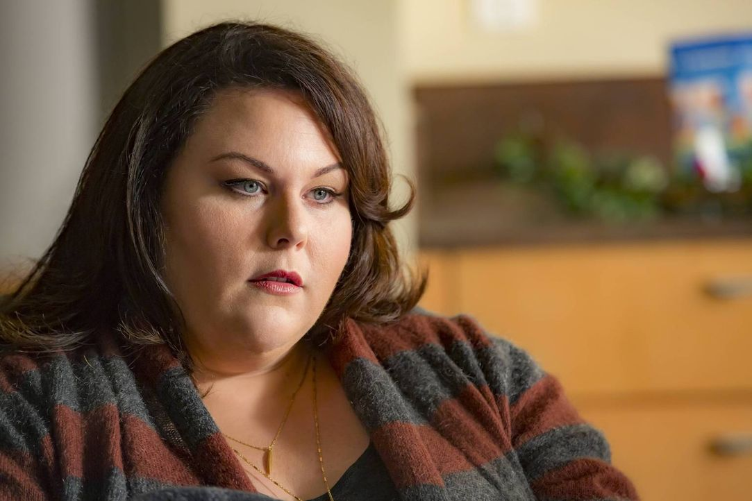 Verfolgt weiter ihre Operationspläne: Kate (Chrissy Metz) ... - Bildquelle: Ron Batzdorff 2016-2017 Twentieth Century Fox Film Corporation.  All rights reserved.   2017 NBCUniversal Media, LLC.  All rights reserved.