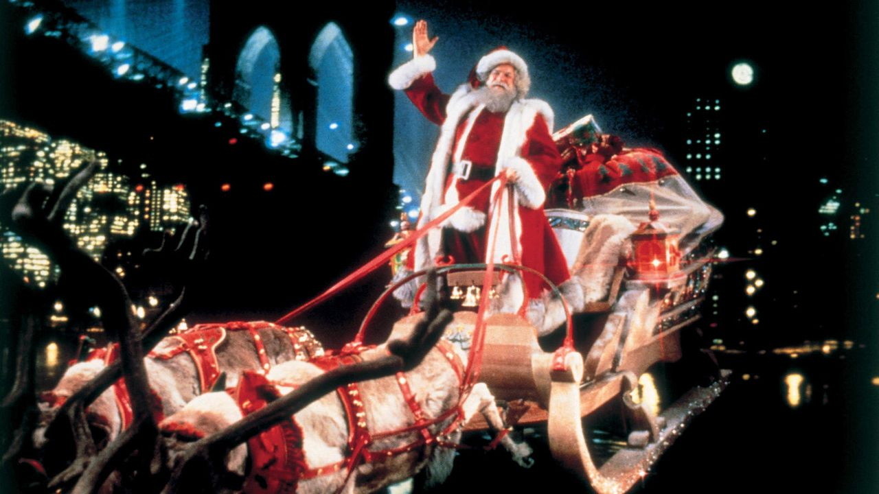 Santa Claus - Bildquelle: DVD erschienen bei www.studiocanal.de