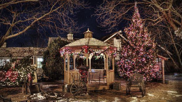 Außenbeleuchtung Weihnachten_Pixabay