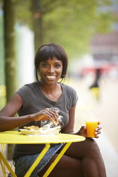 Es muss nicht immer aufwendig sein: Lorraine Pascale zeigt wie! - Bildquelle: Myles New