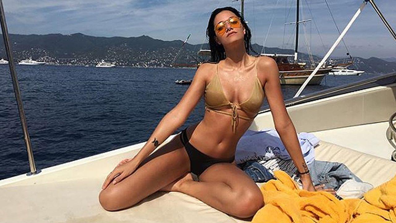 Oriana Sabatini - Bildquelle: orianasabatini/instagram