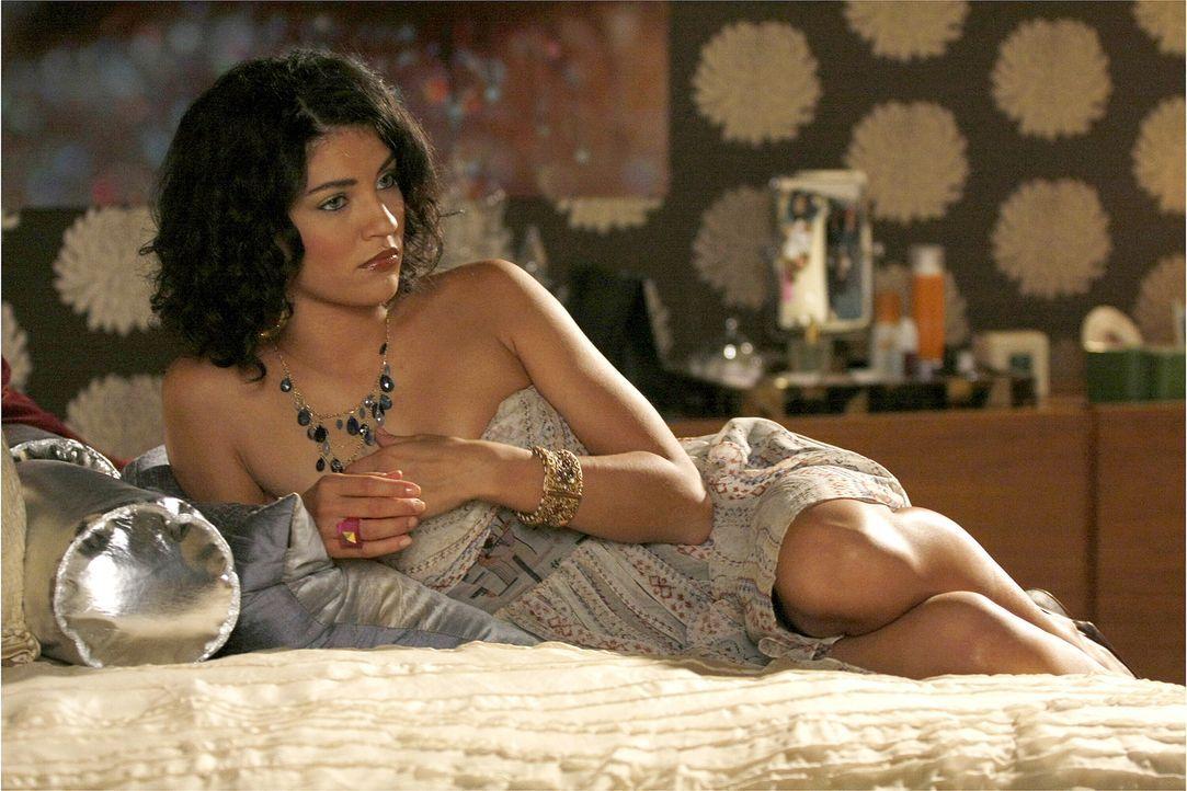 Chuck soll im Auftrag von Blair Vanessa (Jessica Szohr) verführen, damit sie sich an ihr rächen kann - doch wird Chuck diesen Deal eingehen, nur dam... - Bildquelle: Warner Brothers